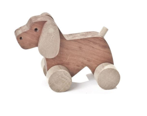 Ørskov Wooden Animals Cocker Spaniel, Small