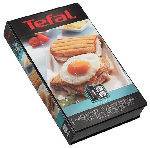 Tefal - Plade til Snack Collection - Sandwish Toast, nr. 1