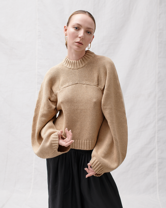 THE URSULA KNIT