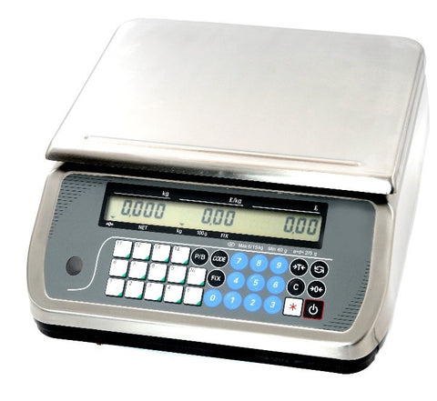 Trade Approved Computing Scale Stainless Steel