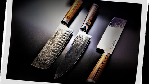 Damascus Steel Uses