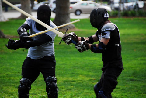 Broadsword Fighting