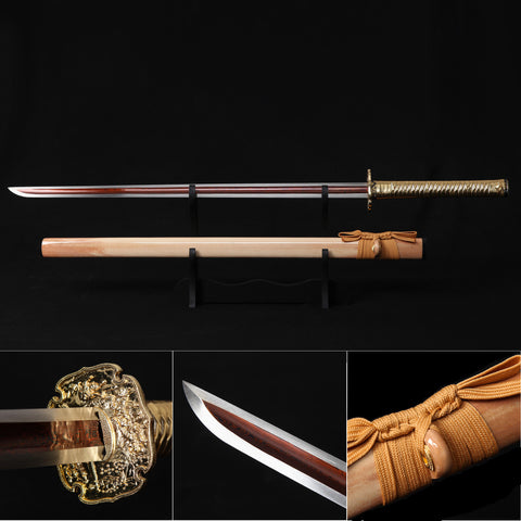 Lone Warrior Ninja Sword
