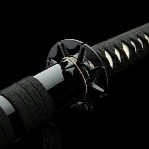 Shingen Clay Tempered Katana Samurai Sword