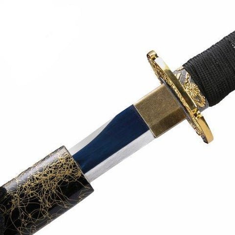 Golden Dragon Ninja Sword