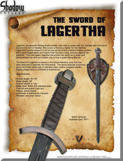 Vikings - Sword of Lagertha