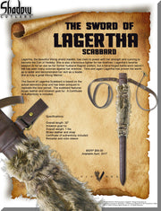 Vikings - Sword of Lagertha Scabbard