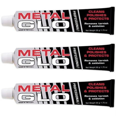 Metal Glo - 3-Tube Merchandiser
