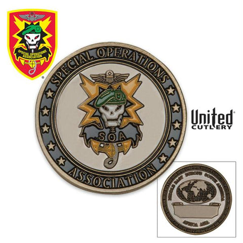 Special Ops Coin