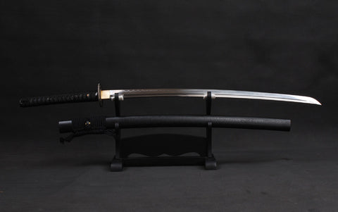 Rai Clay Tempered Folded Katana Samurai Sword