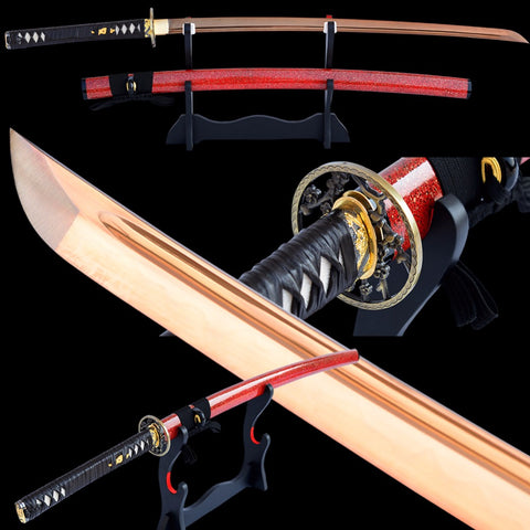 Mai Tempered Folded Katana Samurai Sword