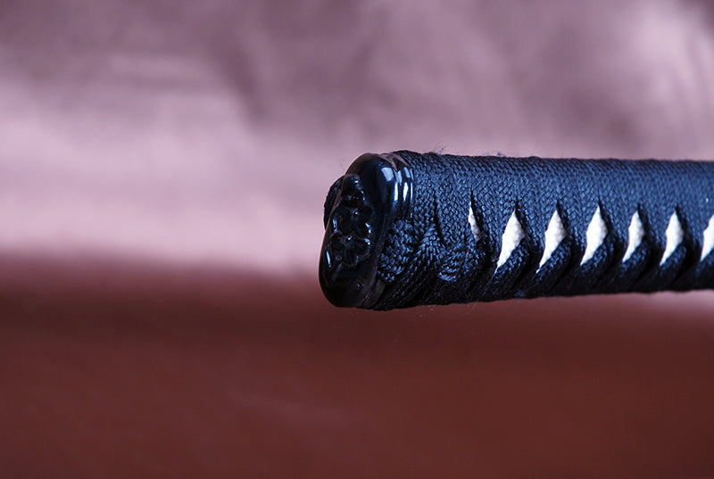 Mineko Clay Tempered Folded Katana Samurai Sword