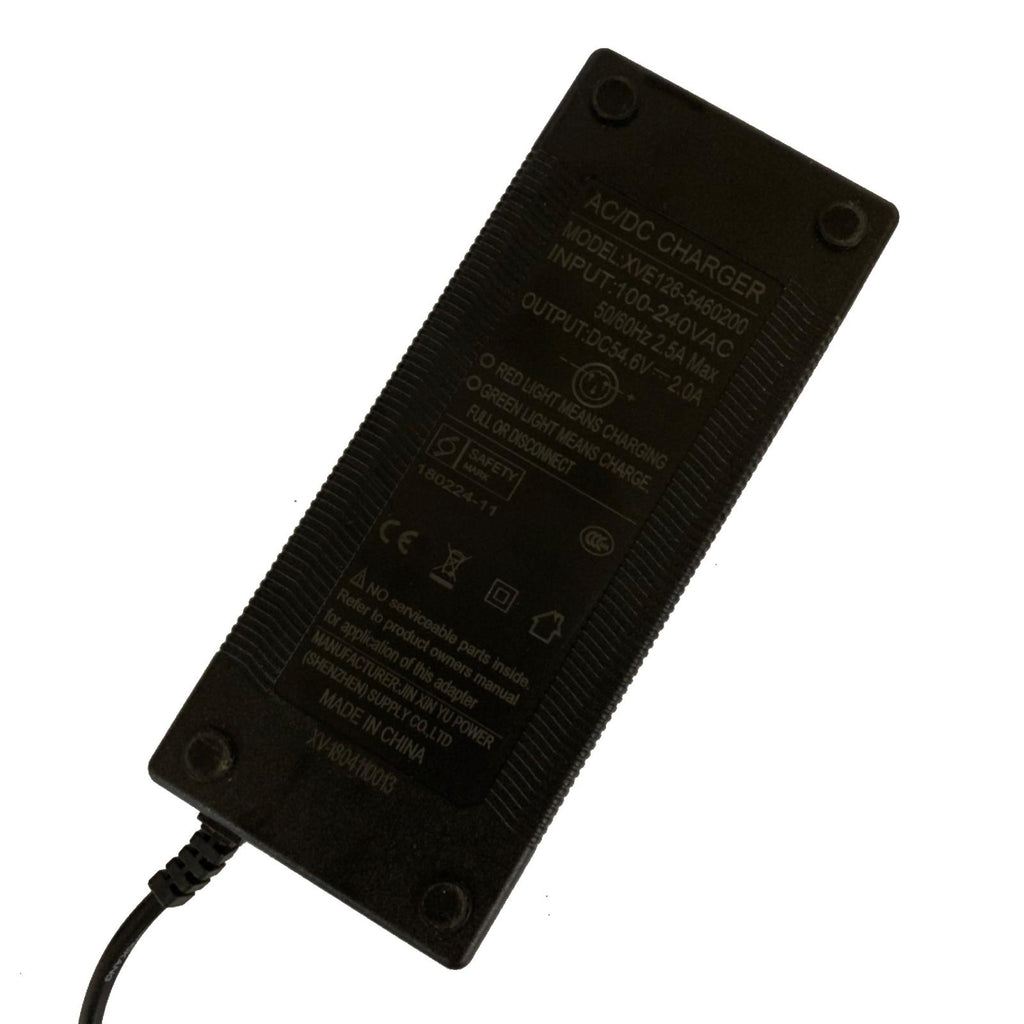 Charging Adaptor 54.6V 2A (Safety Mark Affixed)