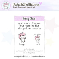 A054 | doctor planner stickers TwinkleTheUnicorn