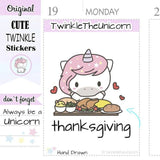 A427 | autumn planner stickers TwinkleTheUnicorn