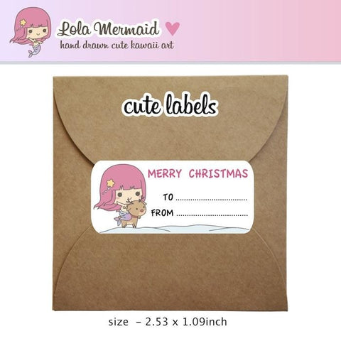 Copy of christmas planner stickers L029 TwinkleTheUnicorn