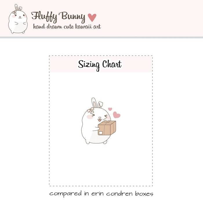 FB004 | happy mail planner stickers TwinkleTheUnicorn