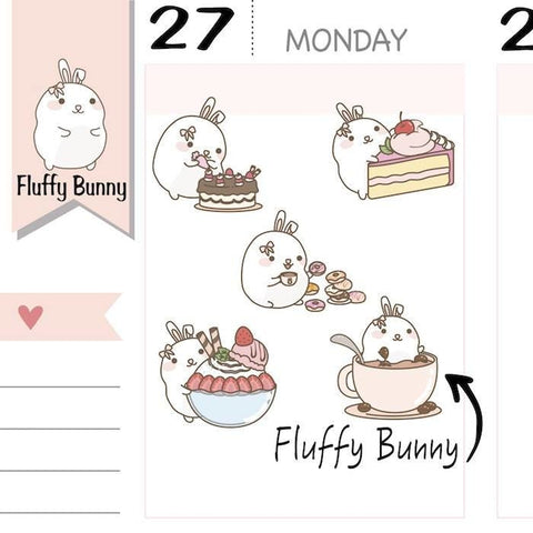 FB028| birthday planner stickers TwinkleTheUnicorn