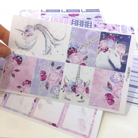 Happy Planner & ECLP Vertical Weekly Kit 040 EmelysPlannerShop