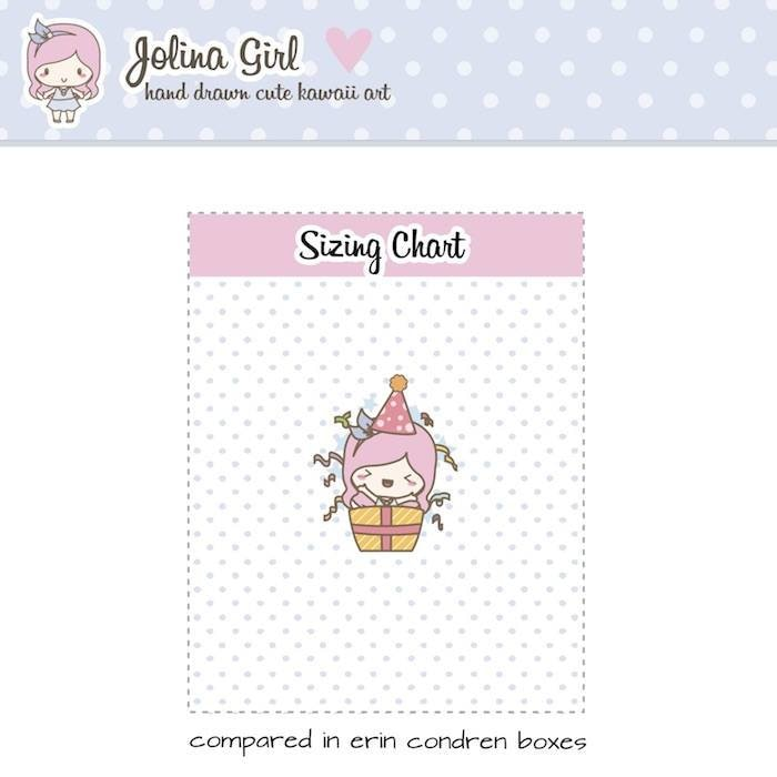 J008 | birthday stickers TwinkleTheUnicorn