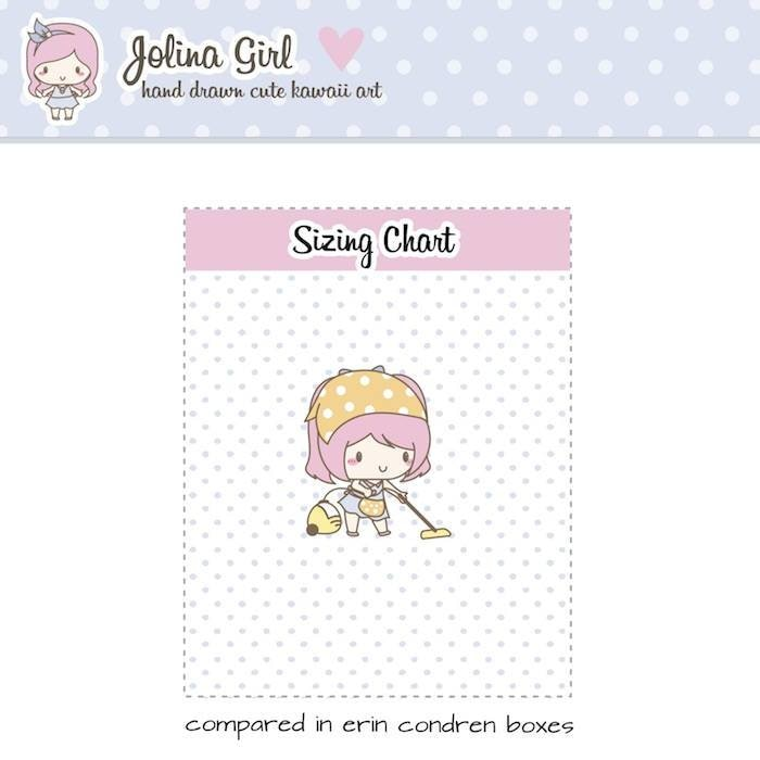 J032 | cleaning stickers TwinkleTheUnicorn