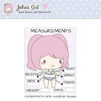 J043 | weight loss planner stickers TwinkleTheUnicorn