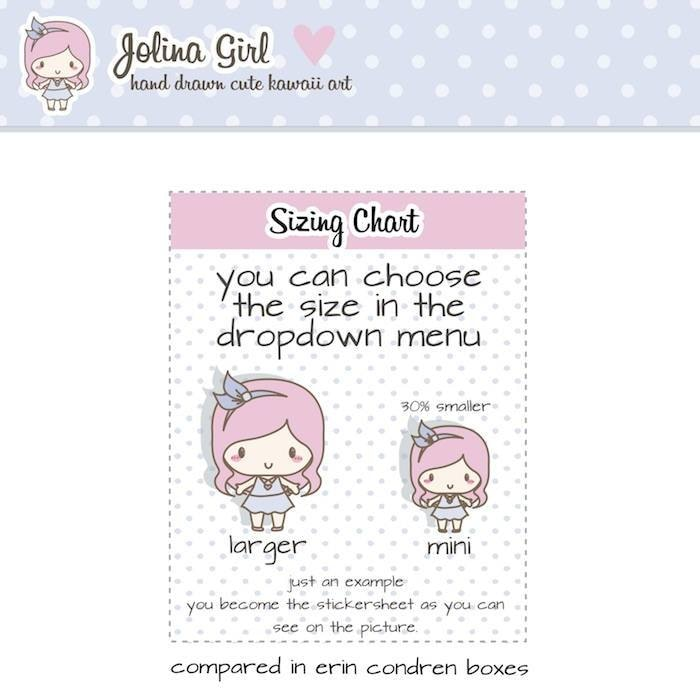J061 | Allergy Planner Stickers TwinkleTheUnicorn