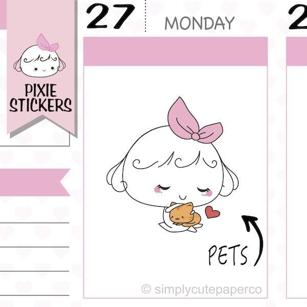 P098 | pet stickers TwinkleTheUnicorn
