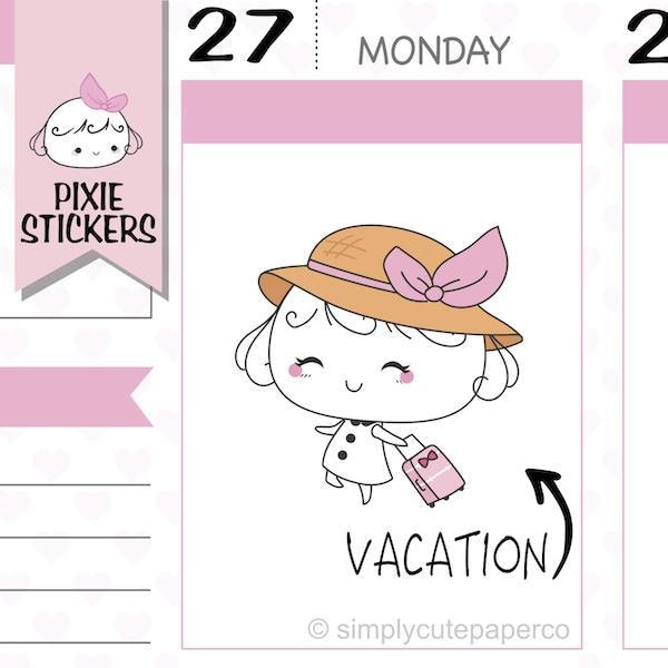P108 | travel stickers TwinkleTheUnicorn