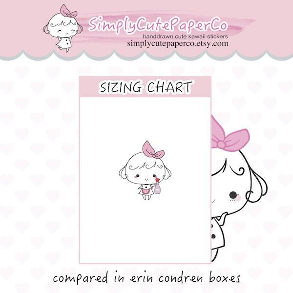 P124 | cleaning planner stickers TwinkleTheUnicorn
