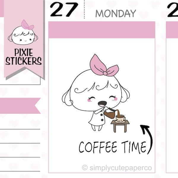 P145| coffee stickers TwinkleTheUnicorn