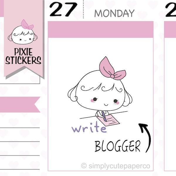 P168 | blog stickers TwinkleTheUnicorn