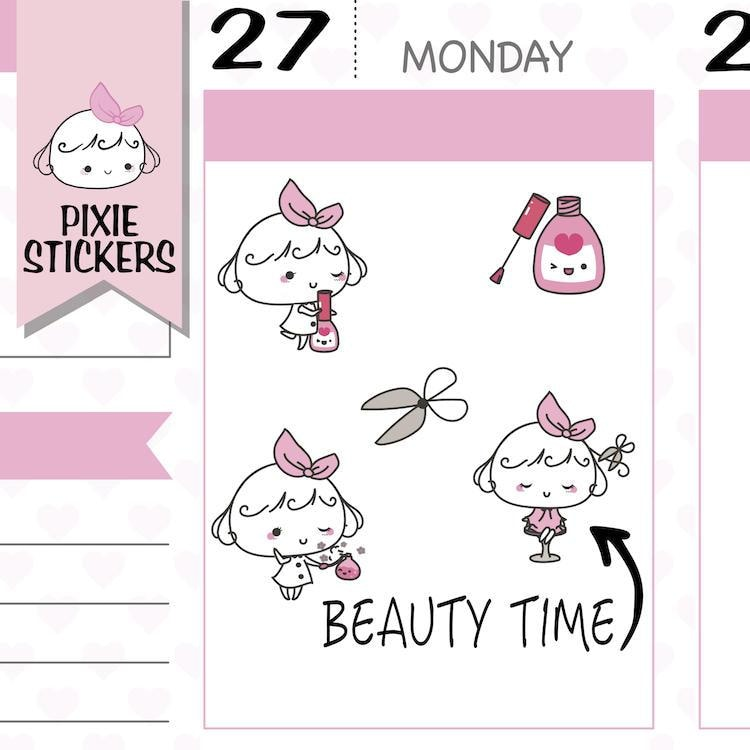 P236 | beauty planner stickers TwinkleTheUnicorn