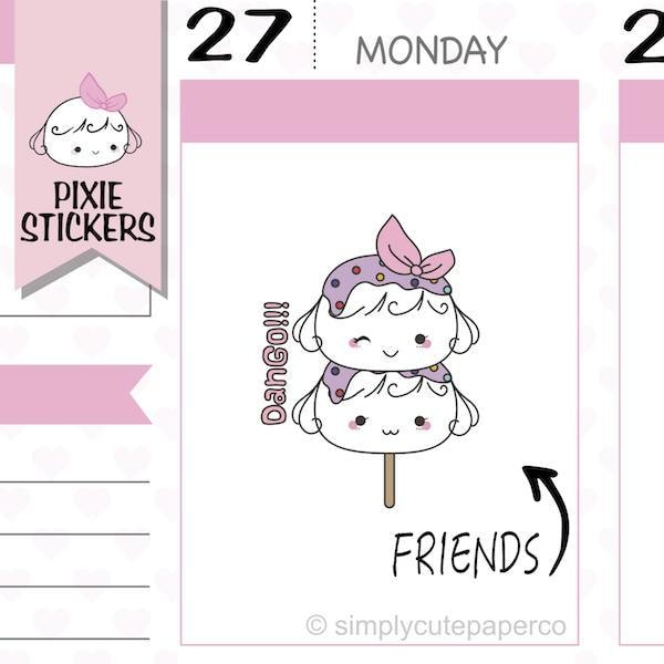 P269 | best friends stickers TwinkleTheUnicorn
