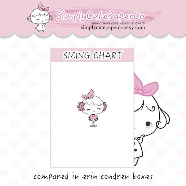 P305 | beauty planner stickers TwinkleTheUnicorn