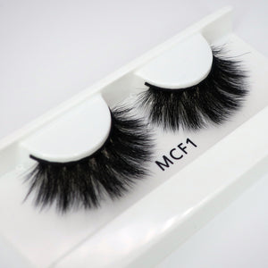 MCF1 - 3D Faux Mink Eyelashes
