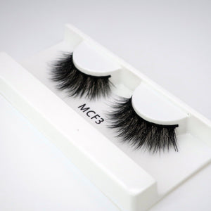 MCF3 - 3D Faux Mink Eyelashes