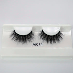 MCF4 - 3D Faux Mink Eyelashes