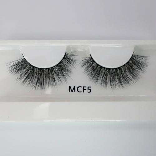 MCF5 - 3D Faux Mink Eyelashes