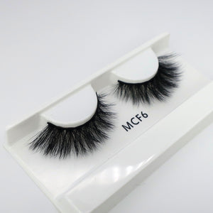 MCF6 - 3D Faux Mink Eyelashes