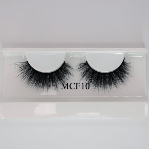 MCF10 - 3D Faux Mink Eyelashes