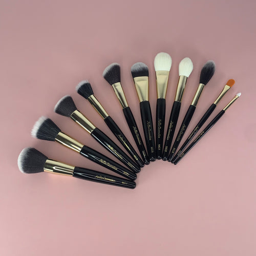 Face Brush Set - (11 Brushes)