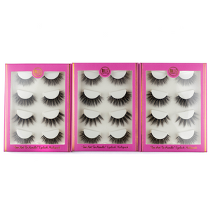 3x 'Too Hot To Handle' Eyelash Multipacks