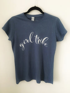 SALE! Girl Tribe Rolled Sleeve T-shirt