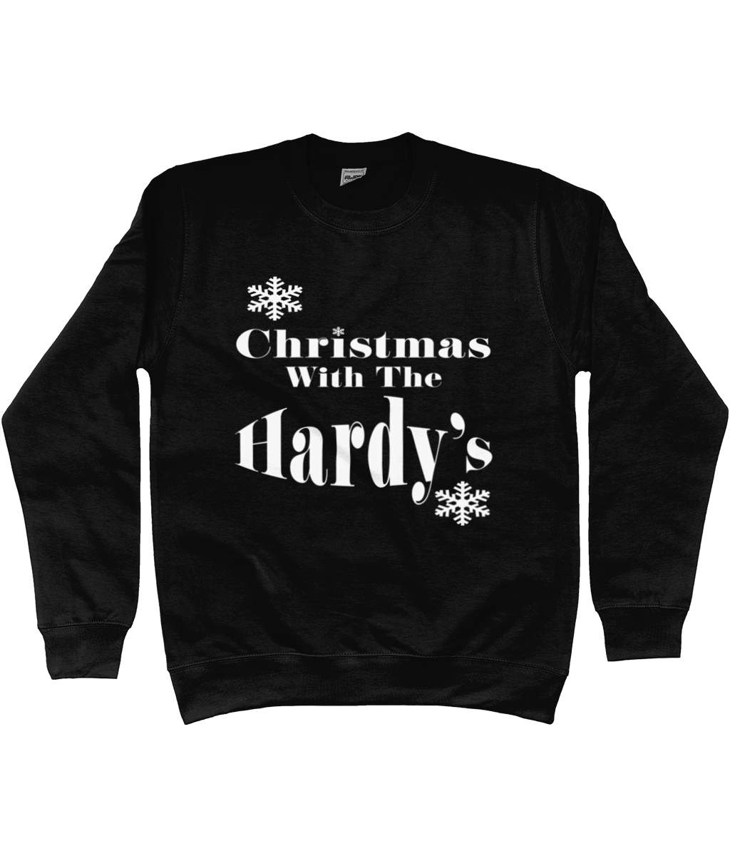 Children's Personalised Unisex Christmas With Jumper