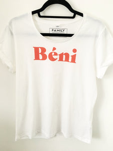 SALE! Béni Rolled Sleeve T-shirt