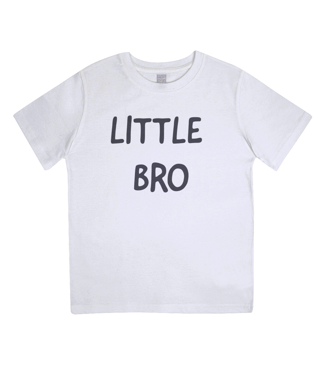 Kids Junior Little Bro T-Shirt