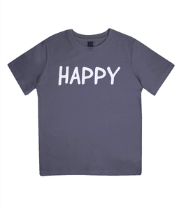 Kids Junior Happy T-Shirt
