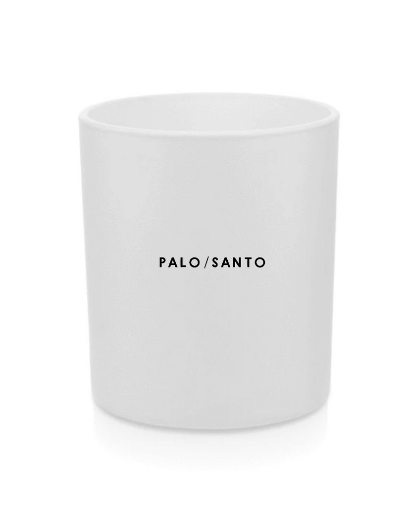 Scented soy candle PALO/SANTO