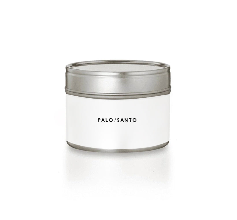 Scented soy candle PALO/SANTO 100g